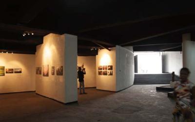 Museum of contemporary Art Kinshasa