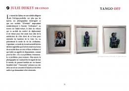 JULIE DJIKEY DR CONGO