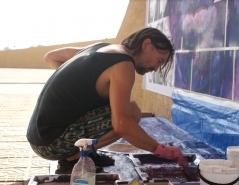 Nils Ramhoj at work