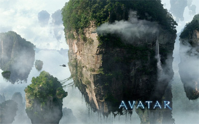 avatar pandora floating mountain