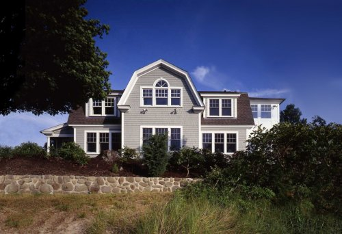 Medium Of Cape Cod Style House