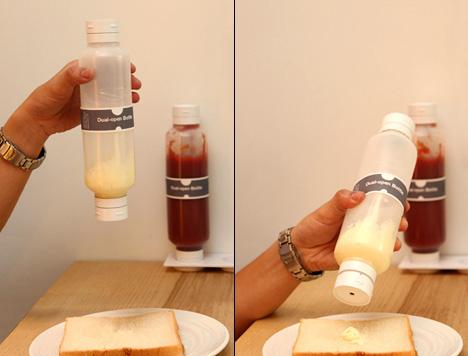 Dual-frasco aberto por Kai-yu Lei