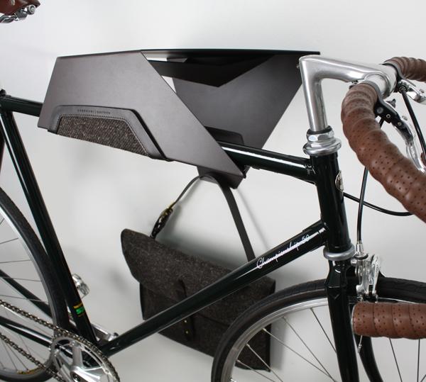 More Furniture For Bikes Yanko Design