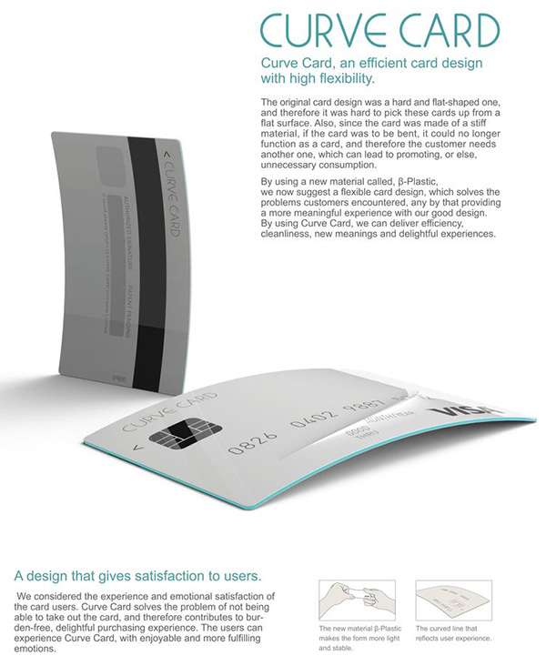 Language Learning of the Future Yanko Design - credit card form