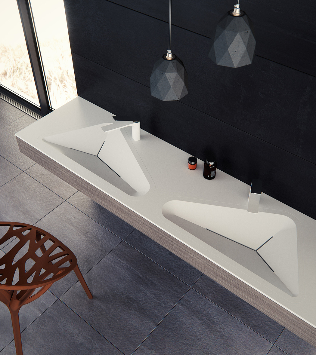 Leave It To Le Projet To Prettify Your Bathroom Yanko Design