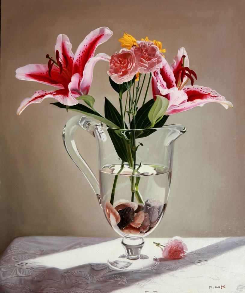 Flowers in vase change water -  Flowers In Vase Change Water 4 Download