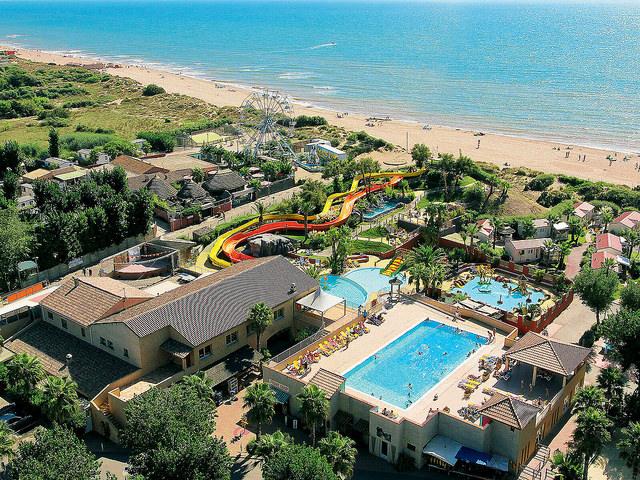 Camping en bord de mer for Camping grau du roi bord de mer avec piscine
