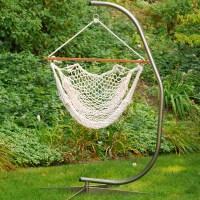 Algoma Rope Hammock Chair - Yard Envy