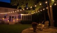 Patio Lights - Yard Envy