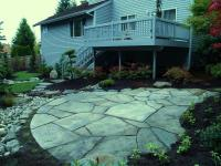 Zen Patio Garden Ideas Photograph | Zen Garden Patio