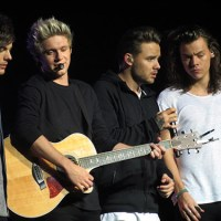 Valentine's Day. Louis Tomlinson, Harry Styles, Niall Horan and Liam Payne speak about love