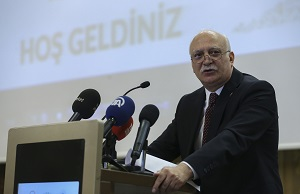 TZOB Başkanı Şemsi Bayraktar