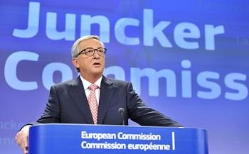 Avrupa Komisyonu Başkanı Jean-Claude Junker