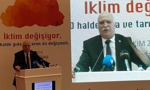 TZOB Genel Başkanı Şemsi Bayraktar