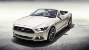 2015 Ford Mustang EcoBoost Convertible