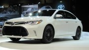 2016 Toyota Avalon at the Show