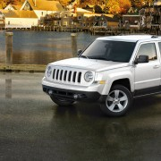 2016 White Jeep Patriot