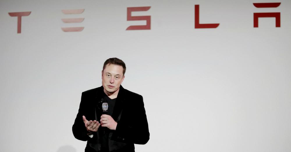 05.08.17 - Tesla CEO Elon Musk