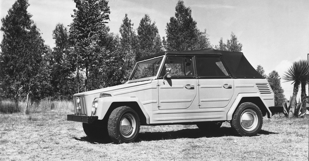 The VW Thing you'd love to drive.