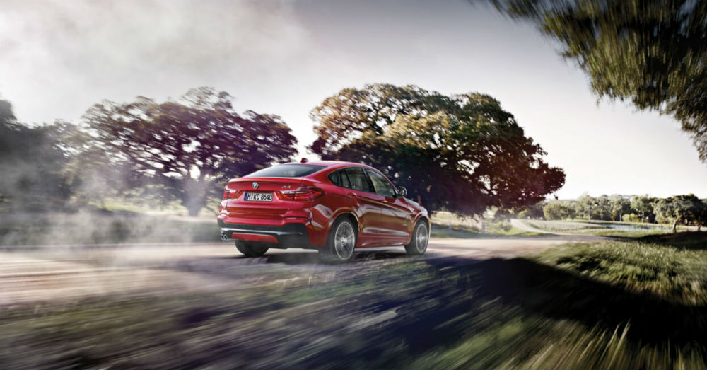 2018 BMW X4: Something For Everyone