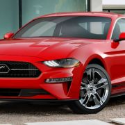 New look for the Ford Mustang