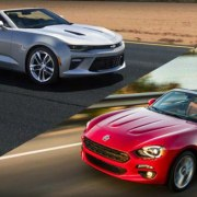 Which Convertible do You Want to Drive
