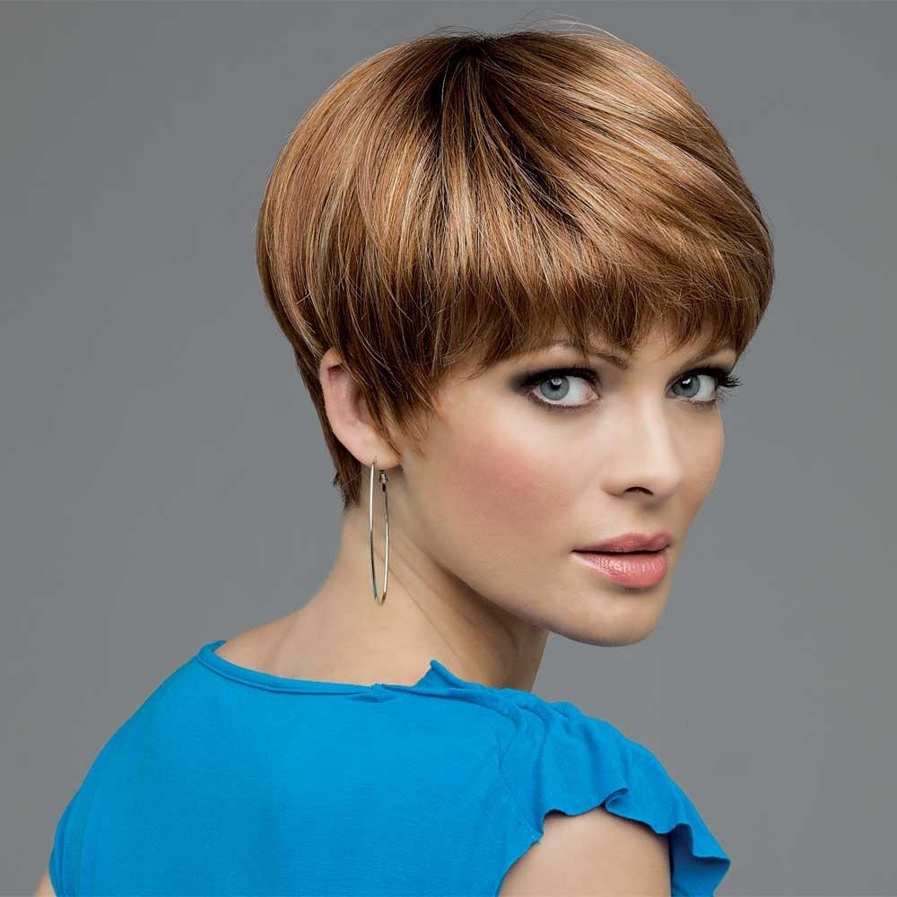 Красивые стрижки на коротких волосах фото