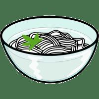 麺 イラスト