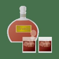 お酒 イラスト