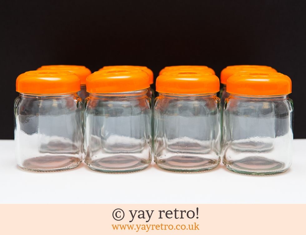 Orange Kitchen Canisters Foter & Orange Storage Jars Kitchen - Listitdallas