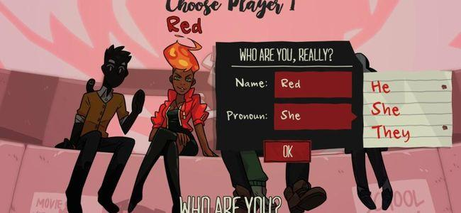 Monster Prom \u2013 Character Questions Yekbot