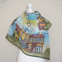Yelena Kosikh  Official website  Hand-painted silk ...