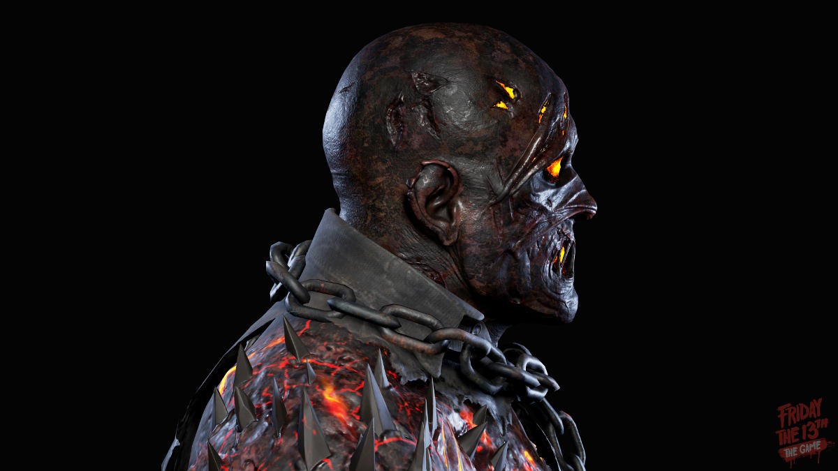 3d My Name Live Wallpaper Pics Tom Savini S Hell Version Of Jason Revealed At Pax