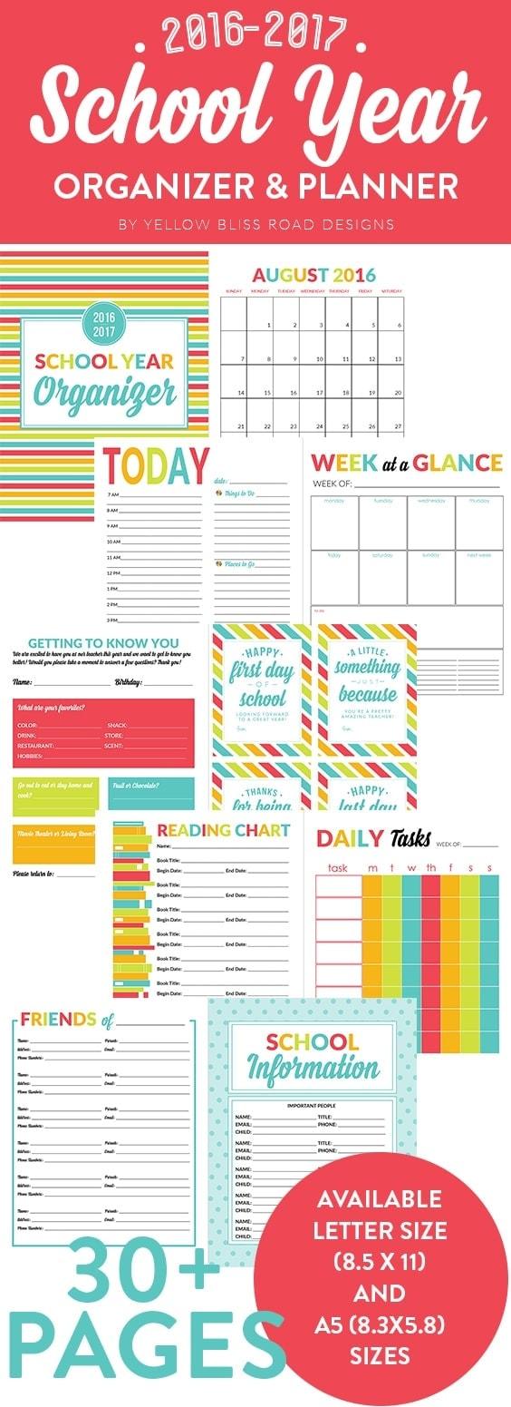 online planner organizer