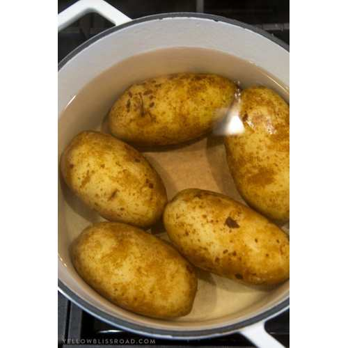 Medium Crop Of How Long Do You Boil Potatoes
