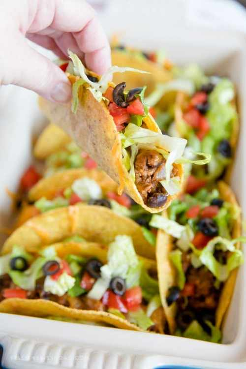 Winsome Easy To Eat Ground Turkey Tacos Ground Turkey Black Bean Baked Tacos Quick Healthy Meal Ground Turkey Tacos Ortega Ground Turkey Tacos Easy