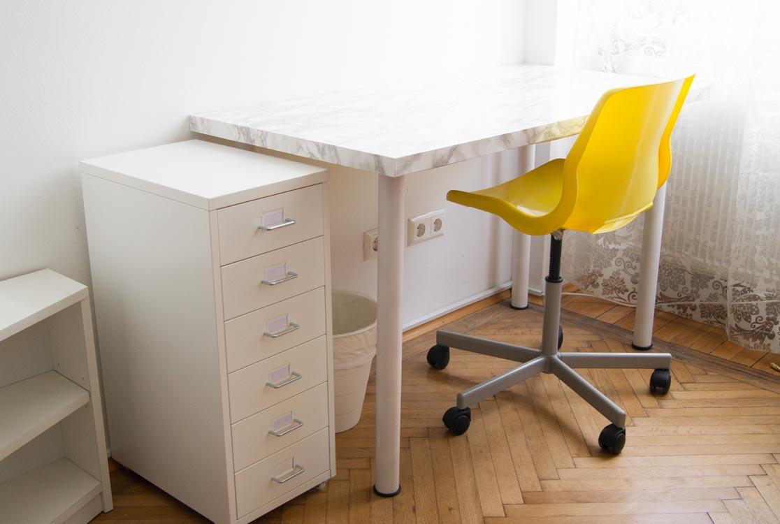 Diy Schreibtisch Diy Schreibtisch Rustikal Schreibtisch G