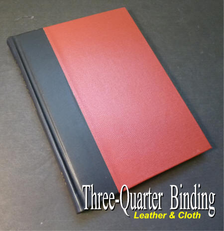 Hardcover page
