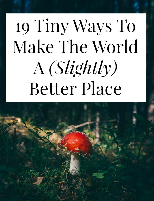 Making the world a better place essay Essay Writing Service - how to make an essay better