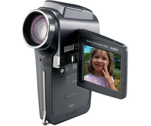 Sanyo HD1 Video Camera