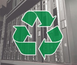 Recycle VCRs ewaste