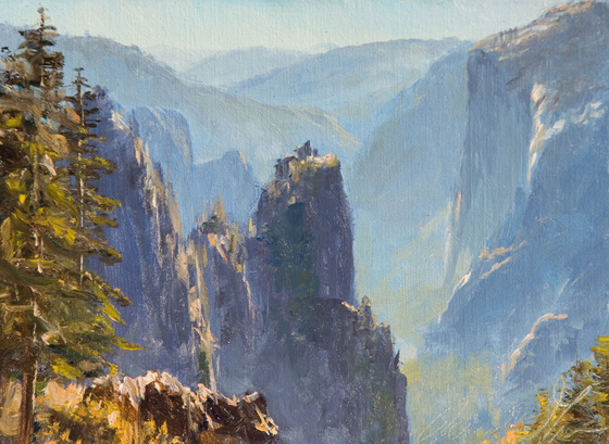 Yosemite Art Workshop Materials List