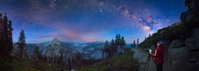 Yosemite Night Skies Photography Workshops