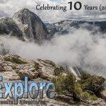 YExplore Celebrates 10 Years in Yosemite National Park