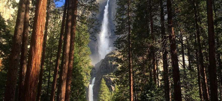 April 2016 Yosemite Instagram Month in Review