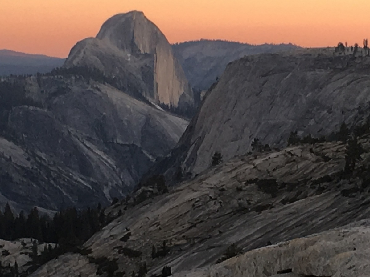 June 2016 Yosemite Instagram Month in Review