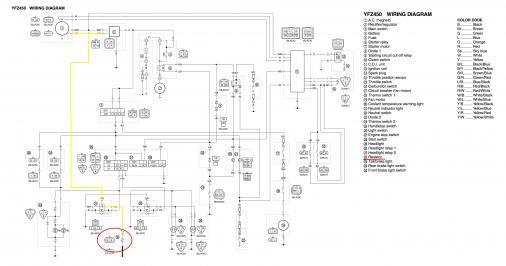 2006 Yamaha Wiring Diagram - 619jav-bildungde \u2022