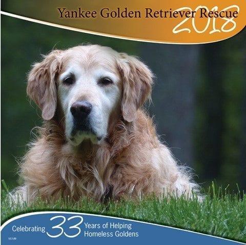 2018 YGRR Calendar - Buy one, get one free! - Yankee Golden