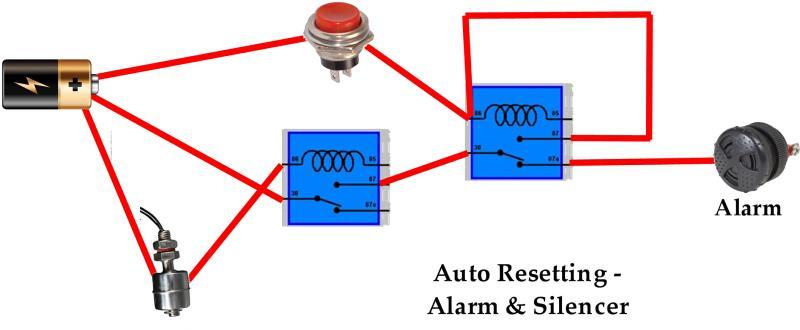 sje float switch wiring diagram