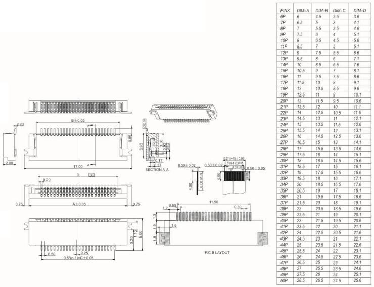 china flexible printed circuit board china fpc flexible pcb